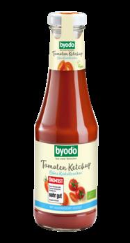 Byodo Tomaten Ketchup ohne Kristallzucker 500ml