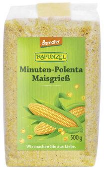 Rapunzel Minuten-Polenta (Maisgrieß) 500g