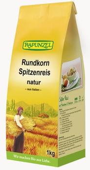 Rapunzel Rundkornreis natur 1kg
