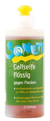 Sonett Gallseife, flüssig 300ml