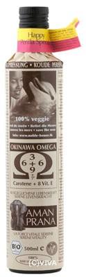 Amanprana Happy Perilla special Okinawa-Omega-Öl 500ml