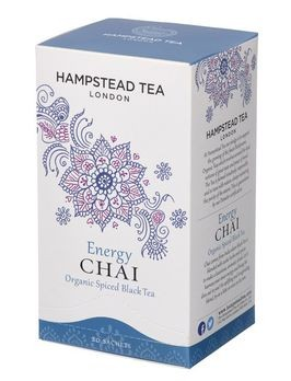 Hampstead Tea Energy Chai 20Btl