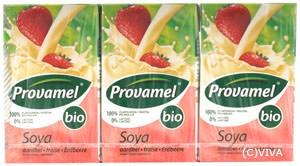 Provamel Soja-Drink Erdbeer 250ml