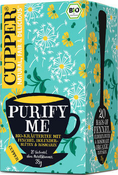 CUPPER Purify Me Tee 38g 20 Beutel