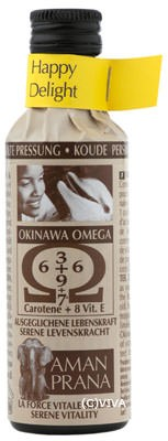 Amanprana Happy Delight Okinawa-Omega-Öl 100ml