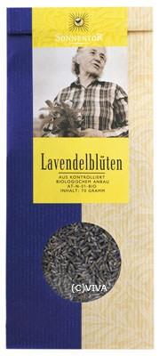 Sonnentor Lavendelblüten Tee 70g