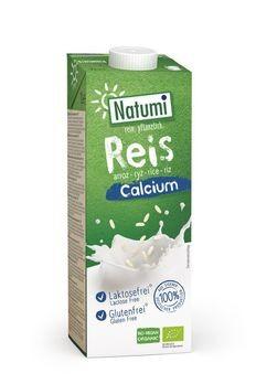 Natumi Reisdrink Calcium 1l