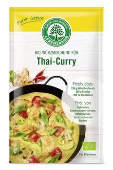 Lebensbaum Würzmischung für Thai-Curry 40g