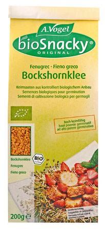 A. Vogel Bioforce Bockshornklee Keimsaat 200g
