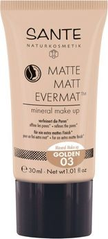 SANTE Matte Matt Evermat Mineral Make up 03 30ml
