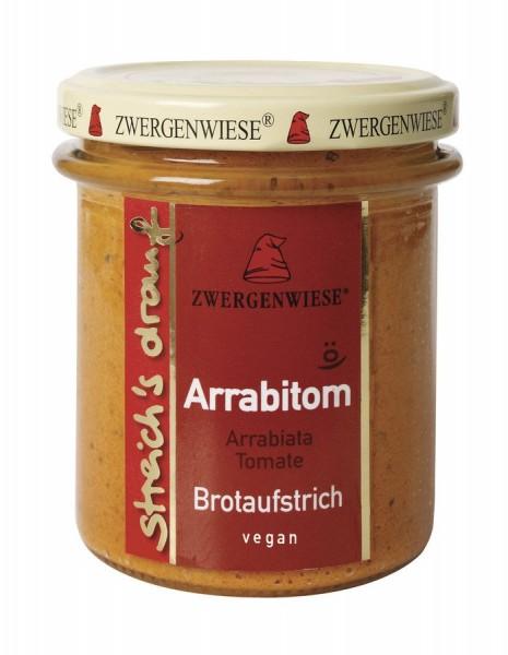 Zwergenwiese Arrabitom Brotaufstrich 160g