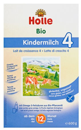 Holle Kindermilch 4 2x300g