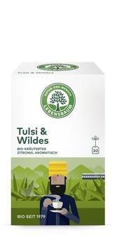 Lebensbaum Tulsi & Wildes Tee 20 Btl
