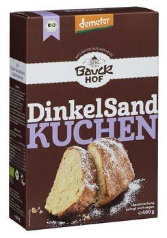Bauckhof Dinkel Sandkuchen Backmischung demeter 400g
