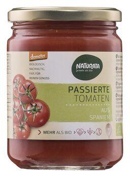 Naturata Tomatenpüree, demeter 400g