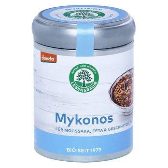 Lebensbaum Mykonos Gewürzmischung demeter 65g