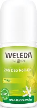 Weleda Citrus 24h Deo Roll on 50ml