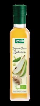 Byodo Ingwer-Birne Balsam 5% Säure 250ml