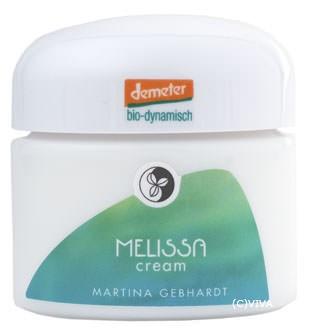 Martina Gebhardt Melissa Cream Happy Face 50ml