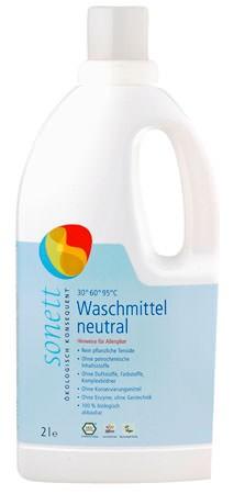 Sonett Waschmittel sensitiv flüssig 2l