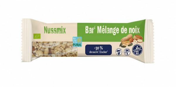Pural Nussmix-Riegel 35g