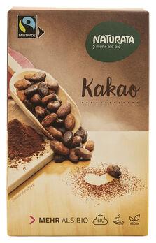 Naturata Kakao, schwach entölt 125g