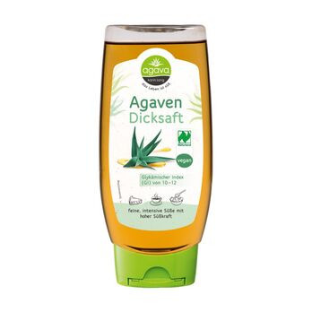 agava Agavendicksaft Spenderflasche 700g