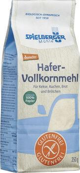 Spielberger Glutenfreies Hafer-Vollkornmehl demeter 350g