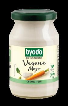 Byodo Vegane Mayo, 50% Fett 250ml